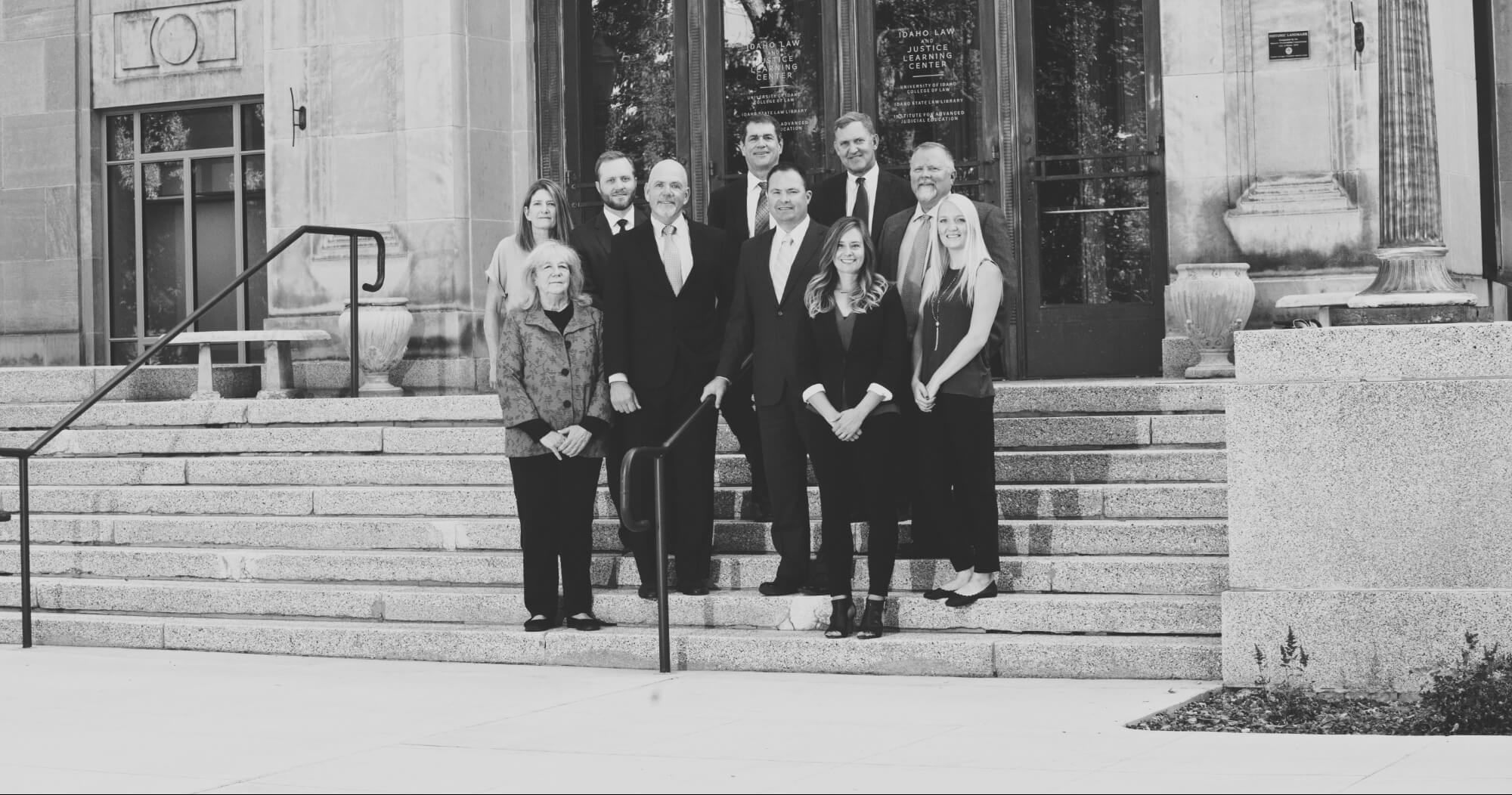 Law In The Family At Hepworth Holzer Injury Lawyers